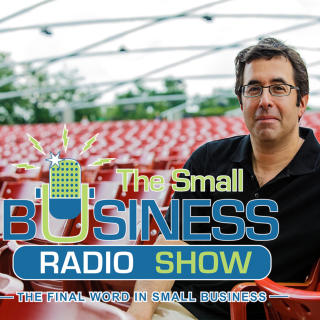 Maëlle's Interview on The Small Business Radio Show