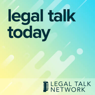 Maëlle's Interview on Legal Talk Network